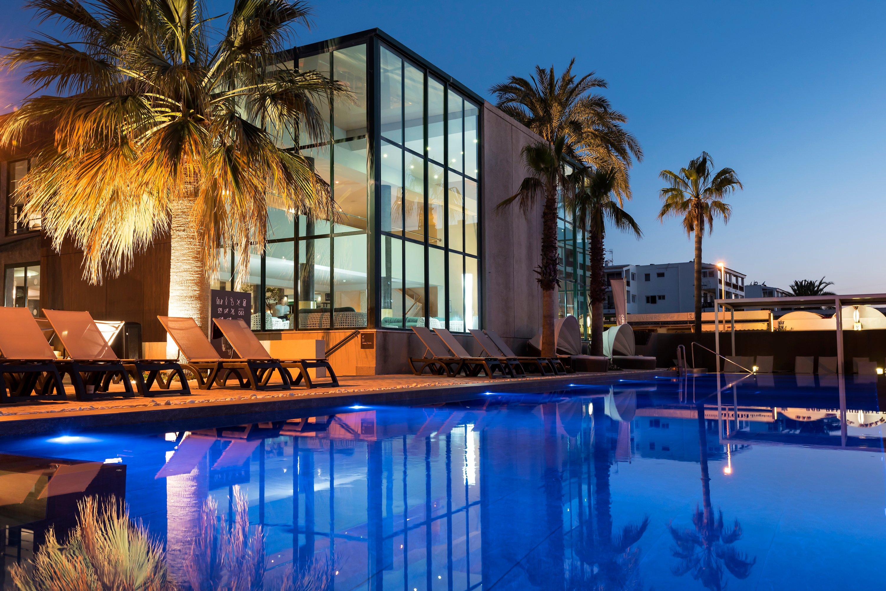 Ibiza Hotel  Etoiles